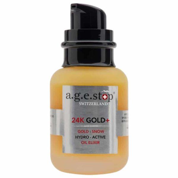 24K GOLD HYDRO - ACTIVE OIL ELIXIR